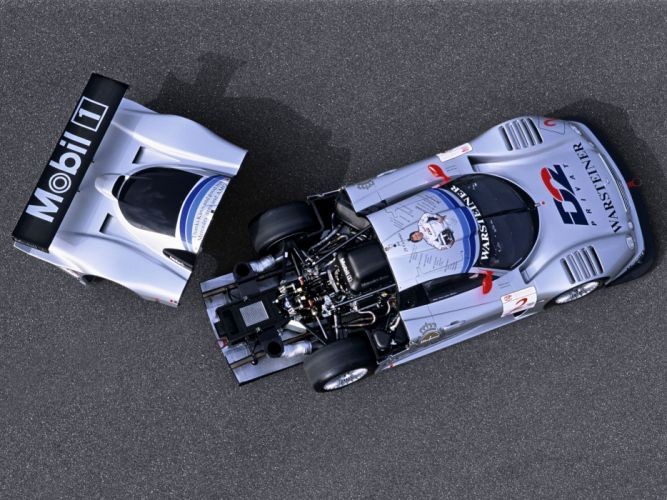 Mercedes Benz CLK GTR AMG supercar supercars race racing engine engines wallpaper