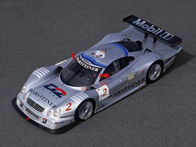 Mercedes Benz CLK GTR AMG supercar supercars race racing e wallpaper