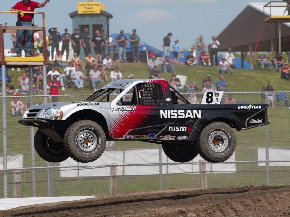 Nissan Frontier PRO 4x4 offroad race racing g wallpaper