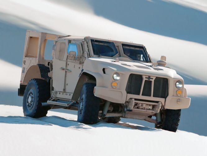Oshkosh L-ATV 4x4 military wallpaper