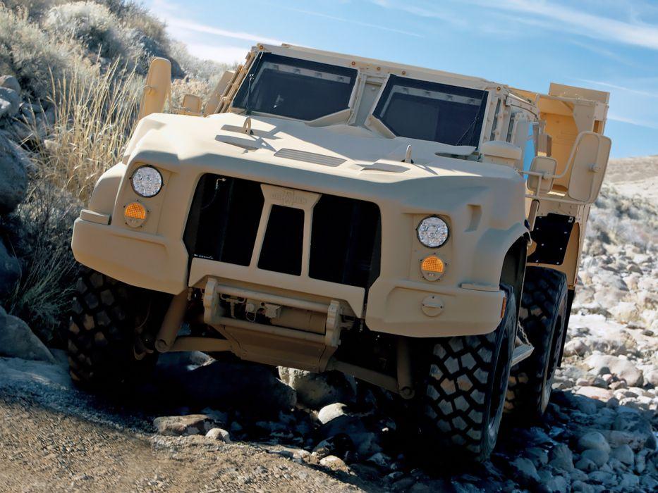 Oshkosh L-ATV 4x4 military    f wallpaper