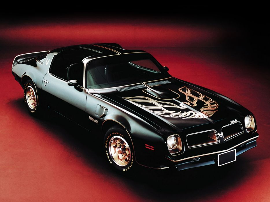 Pontiac Firebird Trans-am A-M L78 400 classic muscle wallpaper