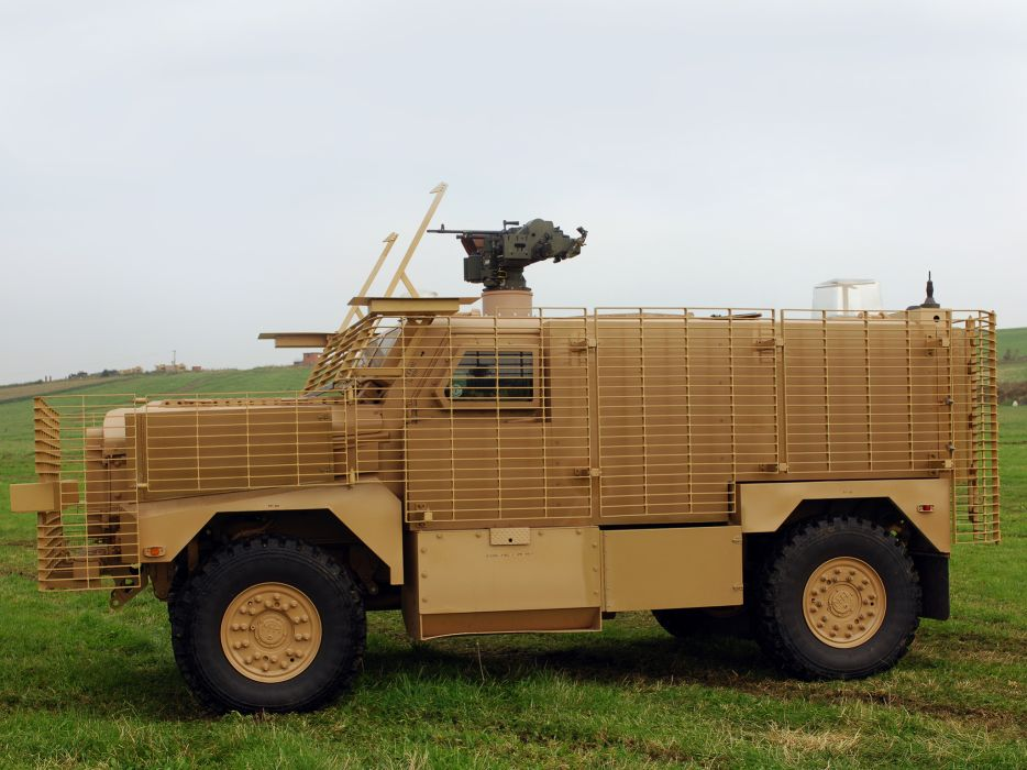 Ridgeback PPV 4x4 military    g wallpaper