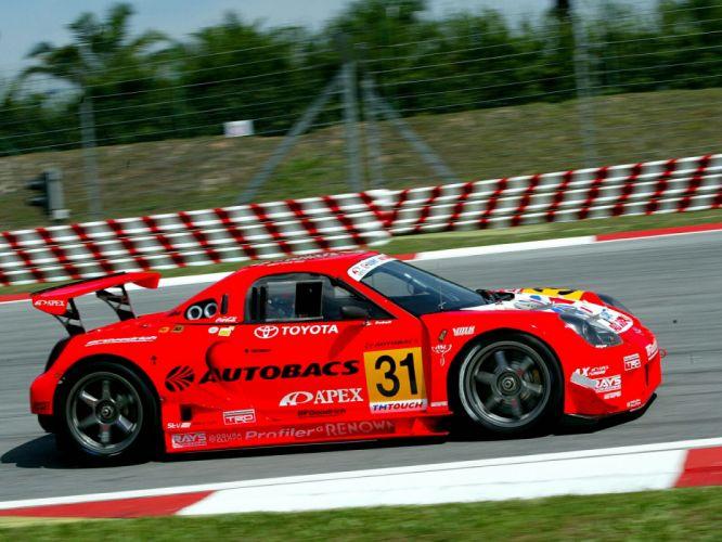 Toyota MR2 GTS race racing hg wallpaper