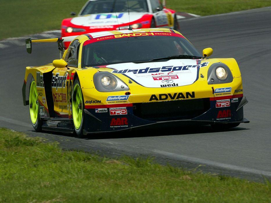 Toyota MR2 GTS race racing  g wallpaper