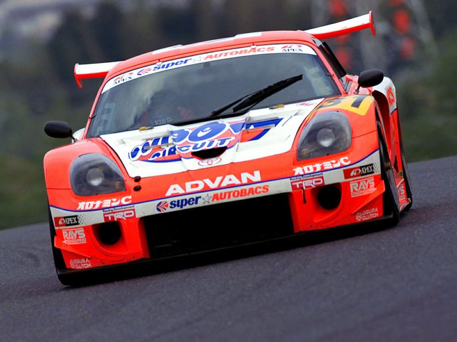 Toyota MR2 GTS race racing  gh wallpaper
