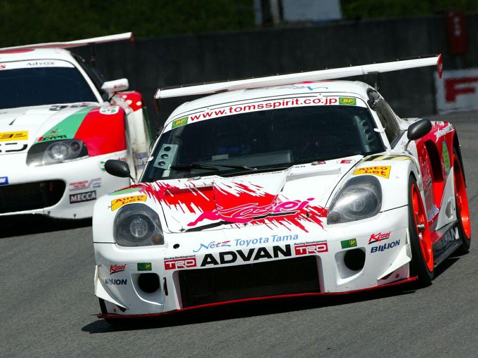 Toyota MR2 GTS race racing e wallpaper