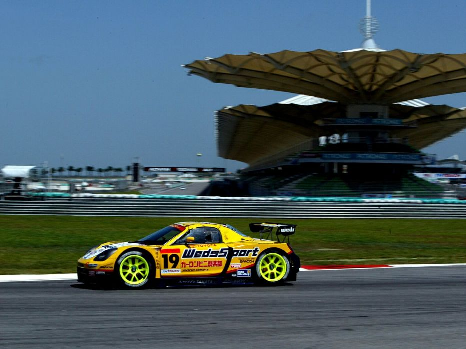 Toyota MR2 GTS race racing n wallpaper