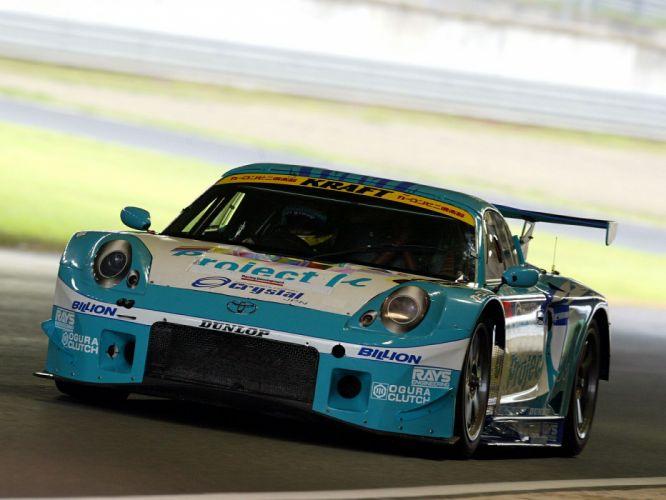 Toyota MR2 GTS race racing r wallpaper
