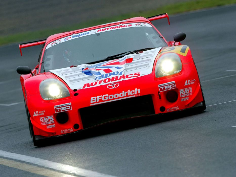 Toyota MR2 GTS race racing t wallpaper