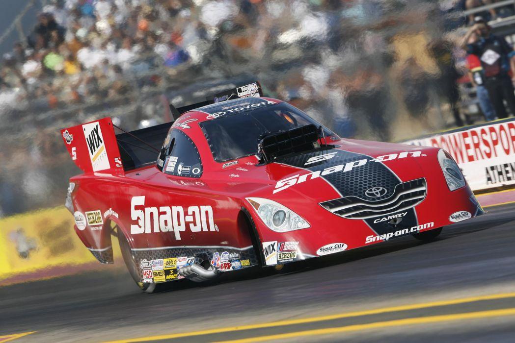 NHRA funny cars race racing drag    gw wallpaper