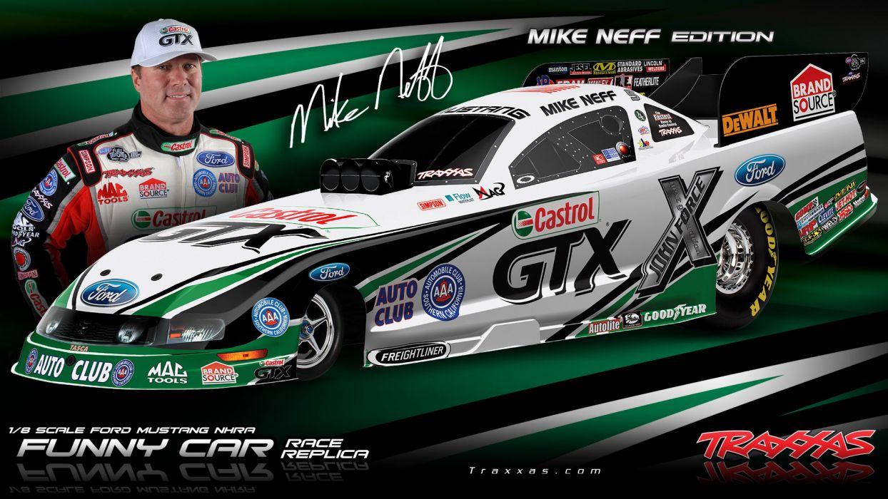 NHRA funny cars race racing drag b wallpaper