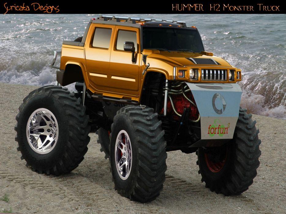 43839-t-pico-hummer-h2-monster-truck 1920x1080 wallpaper