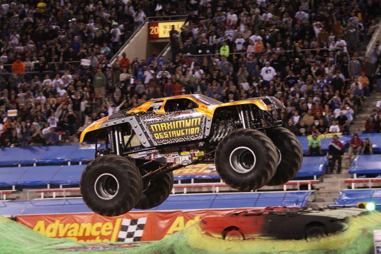 monster-truck monster truck trucks 4x4 wheel wheels gs wallpaper