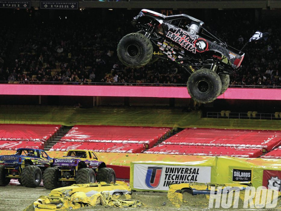 monster-truck monster truck trucks 4x4 wheel wheels      o wallpaper