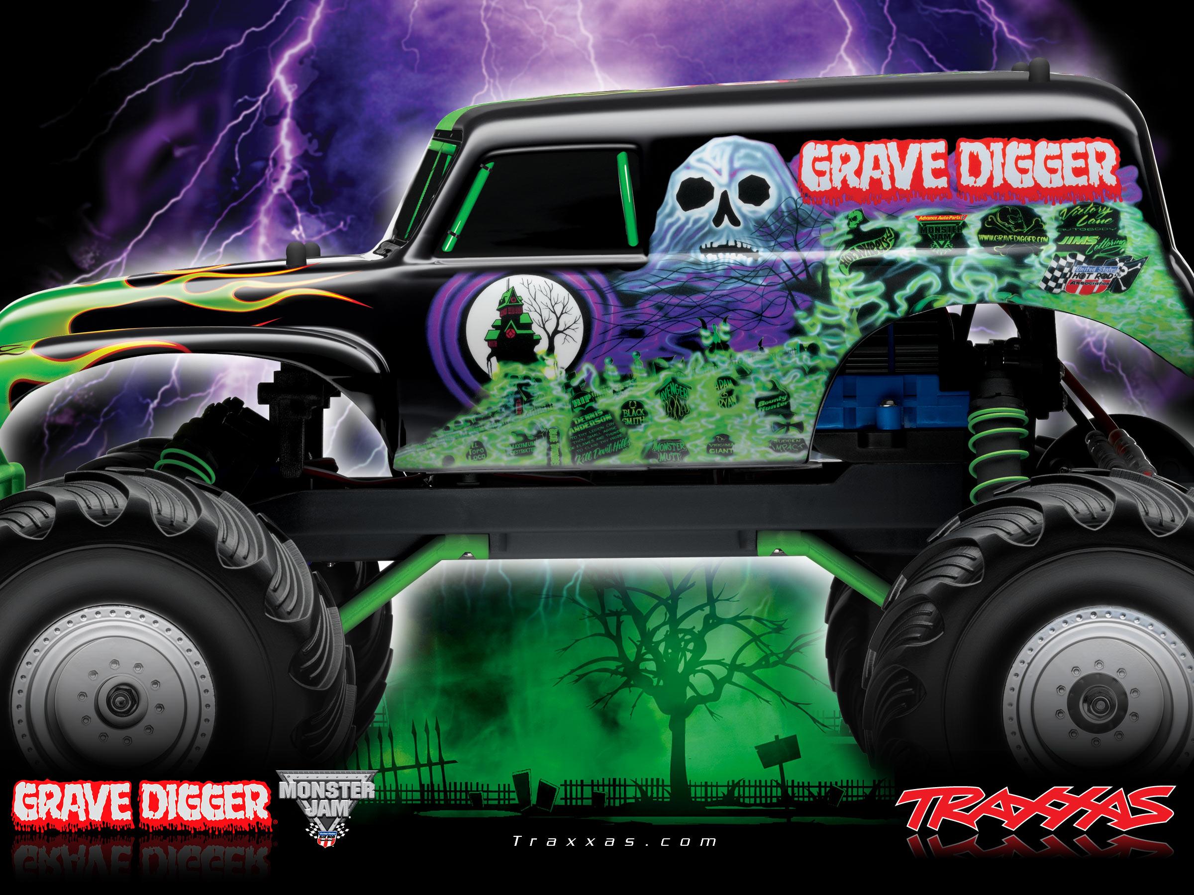 Monster-truck monster truck trucks 4x4 wheel wheels d ...
