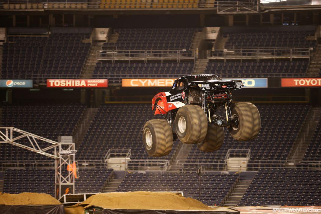 monster-truck monster truck trucks 4x4 wheel wheels    ft wallpaper