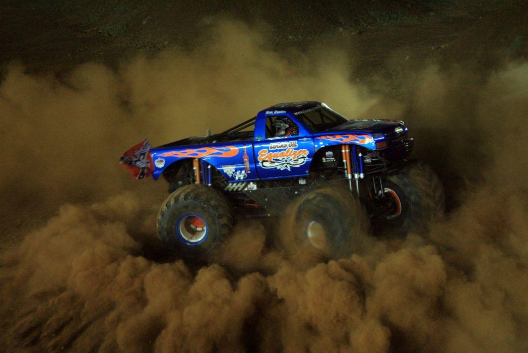 monster-truck monster truck trucks 4x4 wheel wheels   j wallpaper