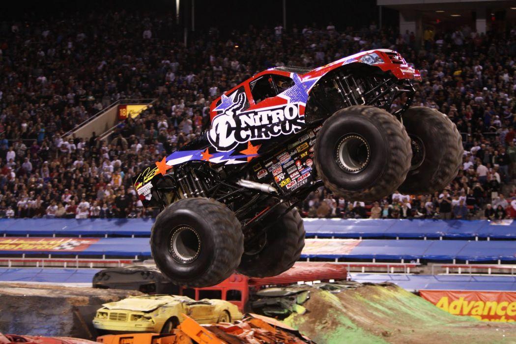 monster-truck monster truck trucks 4x4 wheel wheels   r wallpaper