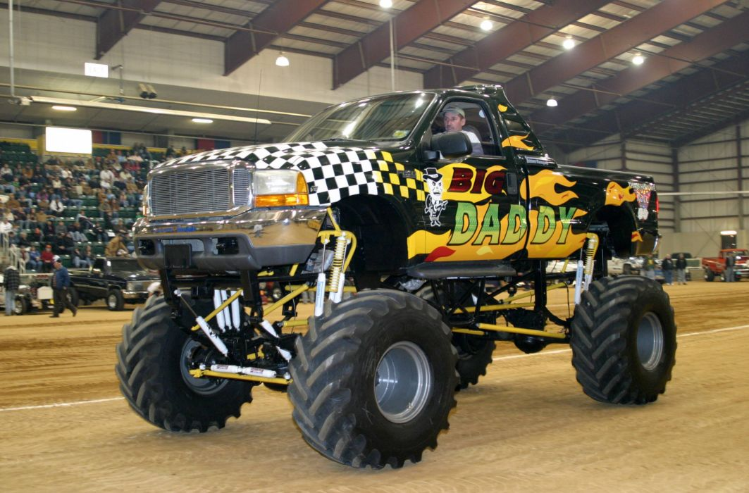 monster-truck monster truck trucks 4x4 wheel wheels b wallpaper