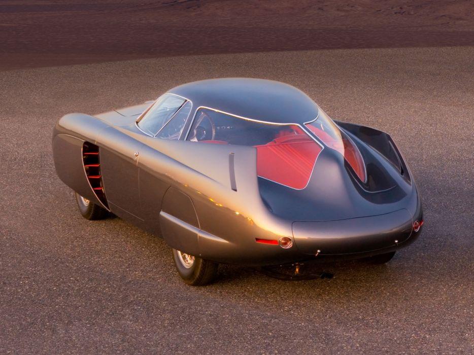 1953 Alfa Romeo BAT 5 retro    d wallpaper