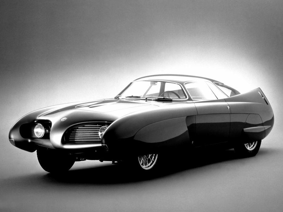 1953 Alfa Romeo BAT 5 retro wallpaper