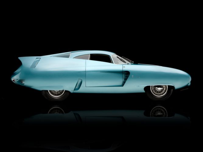 1954 Alfa Romeo BAT 7 retro concept g wallpaper