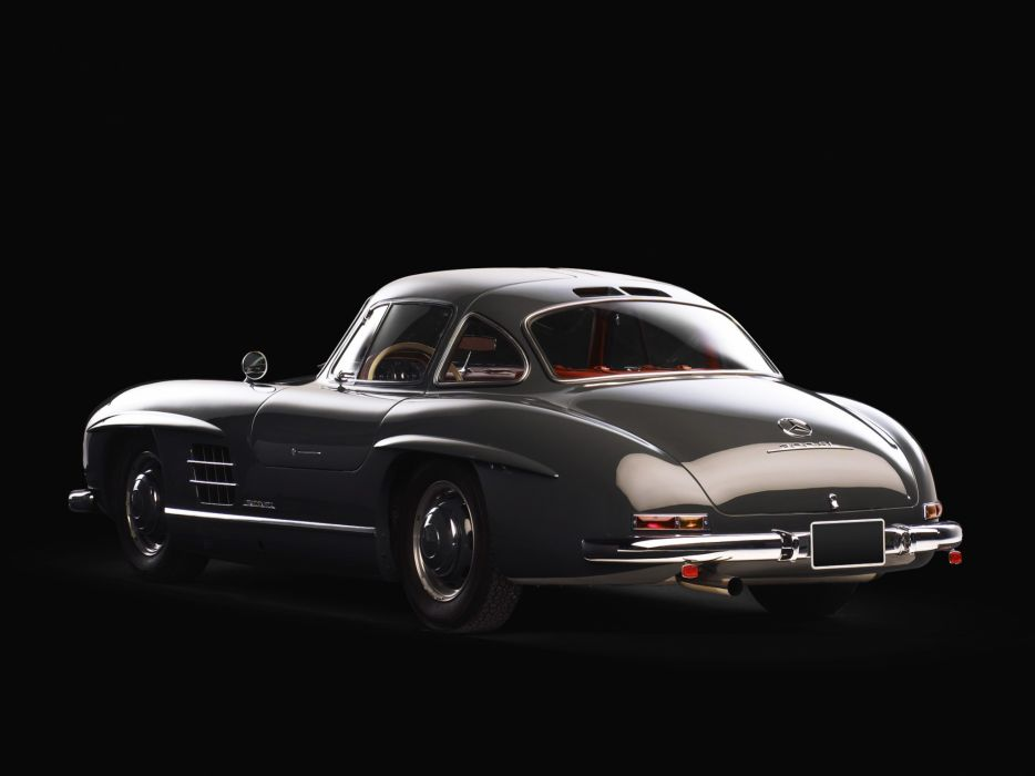 1954 Mercedes Benz 300-SL W198 300 tetro supercar supercars gullwing    j wallpaper