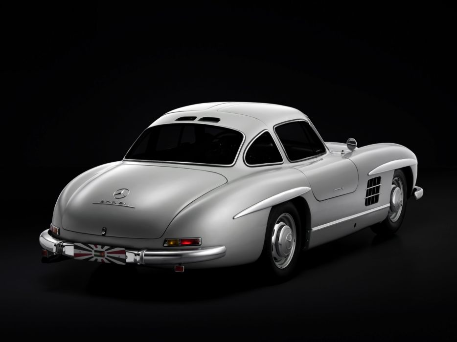 1954 Mercedes Benz 300-SL W198 300 tetro supercar supercars gullwing   x wallpaper