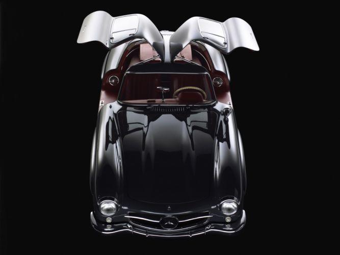 1954 Mercedes Benz 300-SL W198 300 tetro supercar supercars gullwing nn wallpaper