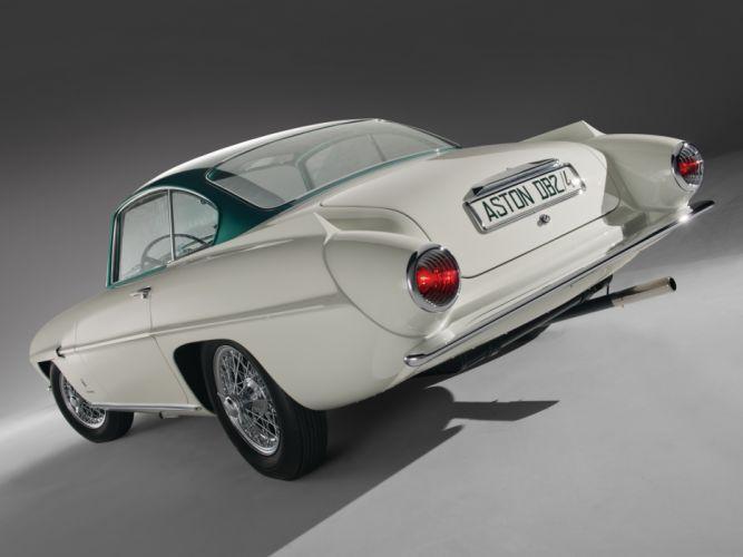 1956 Aston Martin DB2-4 Supersonic Coupe MkII retro f wallpaper