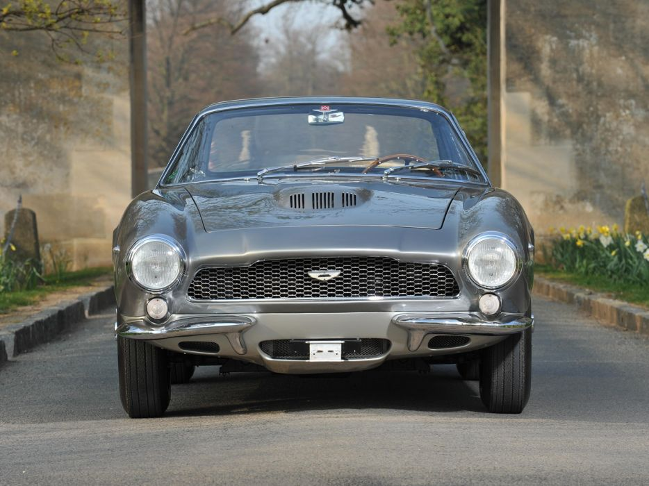 1961 Aston Martin DB4 G-T Bertone Jet retro supercar supercars concept    g wallpaper