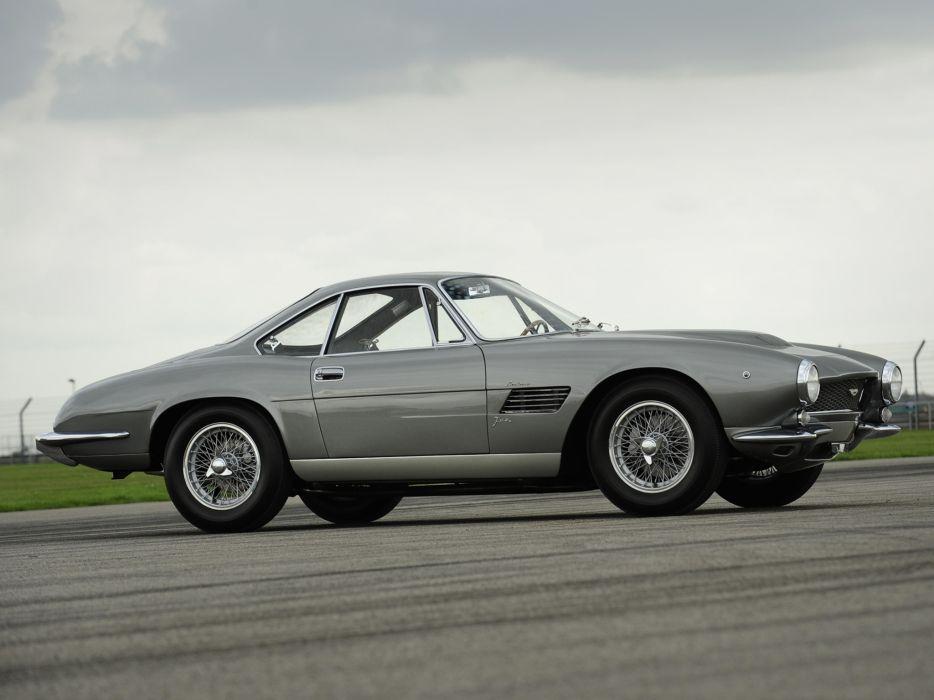 1961 Aston Martin DB4 G-T Bertone Jet retro supercar supercars concept   f wallpaper