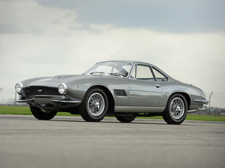 1961 Aston Martin DB4 G-T Bertone Jet retro supercar supercars concept e wallpaper