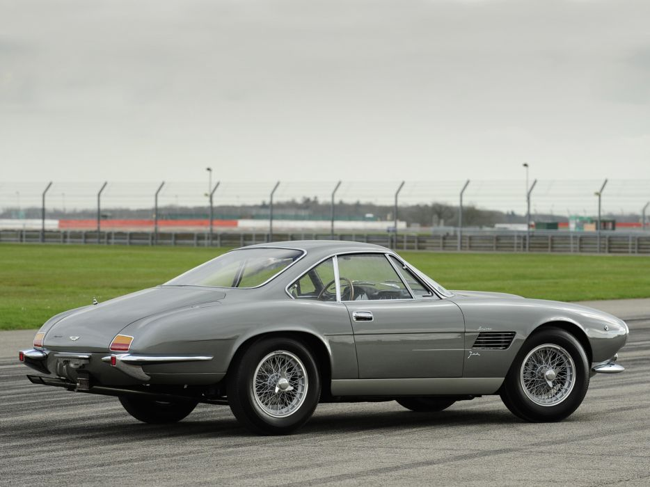 1961 Aston Martin DB4 G-T Bertone Jet retro supercar supercars concept n wallpaper