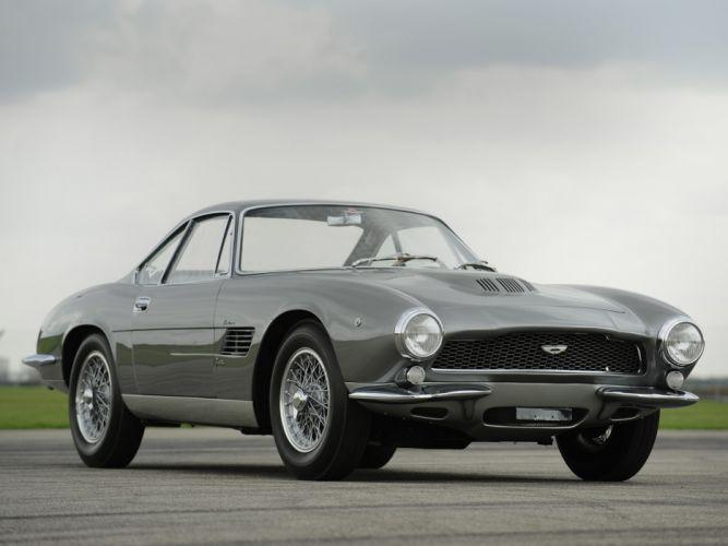 1961 Aston Martin DB4 G-T Bertone Jet retro supercar supercars concept q wallpaper