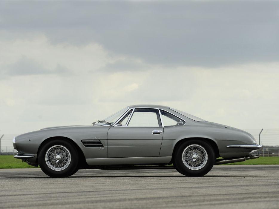 1961 Aston Martin DB4 G-T Bertone Jet retro supercar supercars concept wallpaper