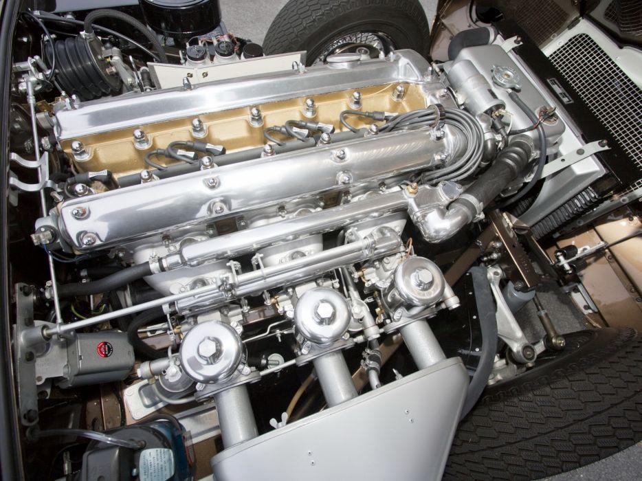 1961 Jaguar E-Type Fixed Head Coupe classic supercar supercars    g wallpaper