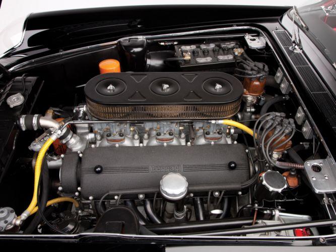 1962 Ferrari 400 Superamerica Cabriolet Tipo 538 classic supercar supercars engine engines wallpaper