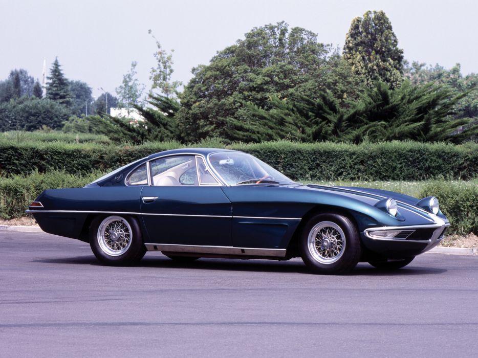 1963 Lamborghini 350 GTV classic supercar supercars  g wallpaper