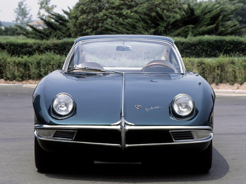 1963 Lamborghini 350 GTV classic supercar supercars b wallpaper