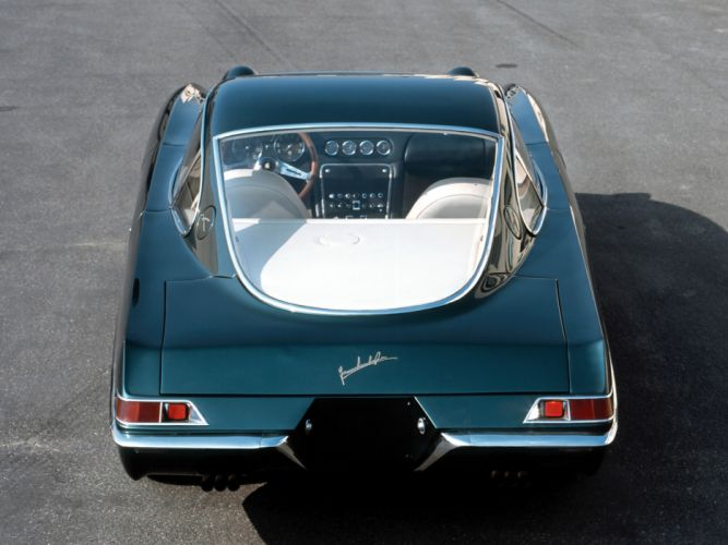 1963 Lamborghini 350 GTV classic supercar supercars interior f wallpaper