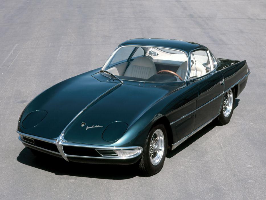 1963 Lamborghini 350 GTV classic supercar supercars m wallpaper