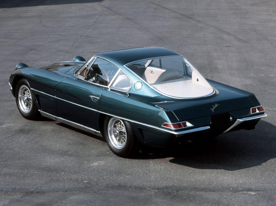 1963 Lamborghini 350 GTV classic supercar supercars w wallpaper