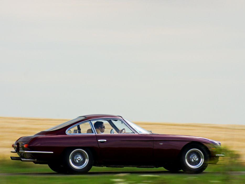 1964 Lamborghini 350 G-T classic supercar supercars   g wallpaper