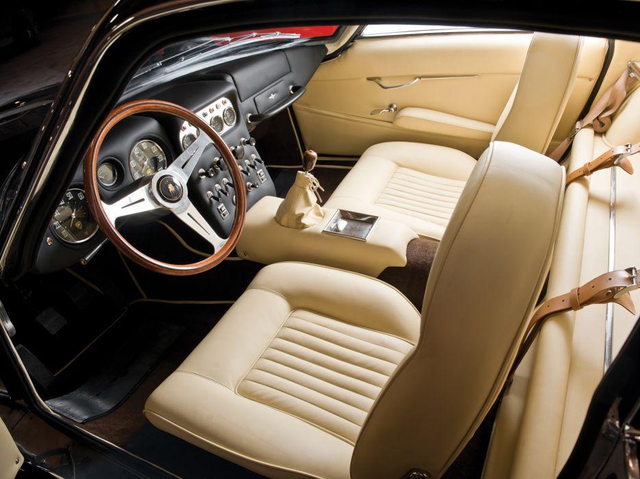 1964 Lamborghini 350 G-T classic supercar supercars h wallpaper