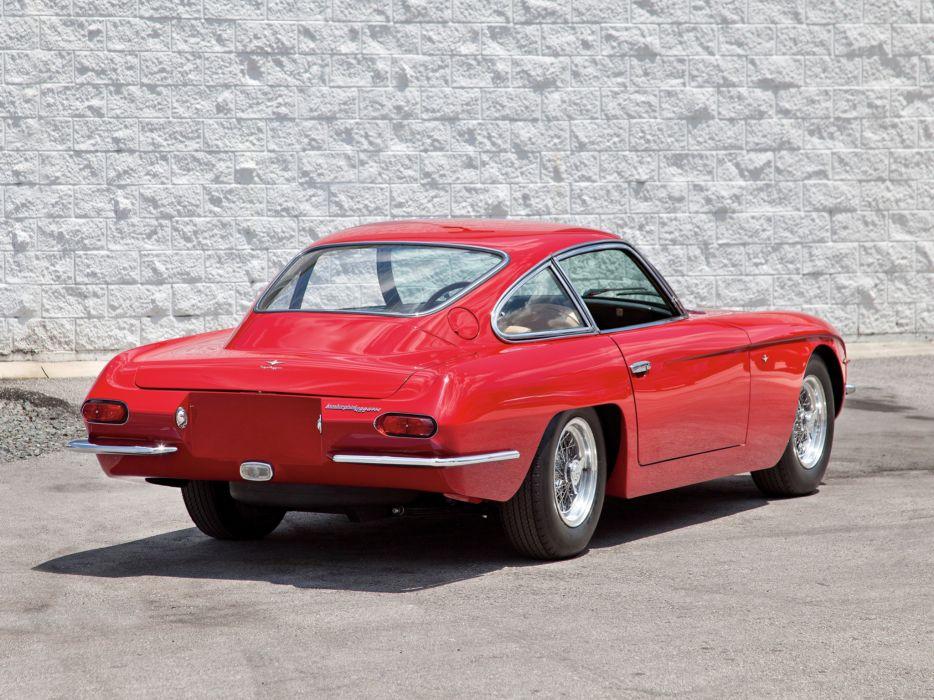 1965 Lamborghini 400 G-T classic supercar supercars  f wallpaper