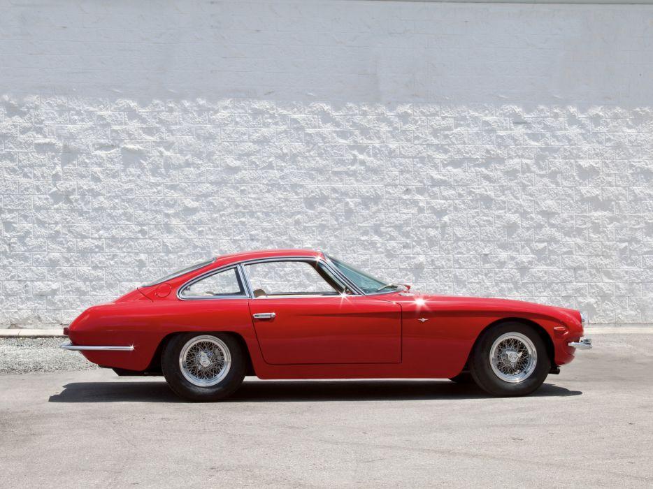 1965 Lamborghini 400 G-T classic supercar supercars wallpaper