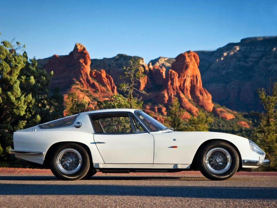 1965 Lamborghini 3500 GTZ classic supercar supercars wallpaper