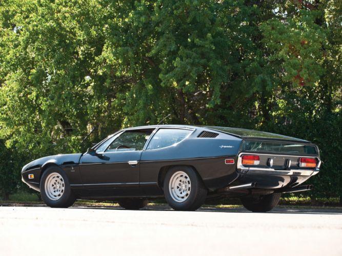 1968 Lamborghini Espada 400-GT 400 classic supercar supercars q wallpaper